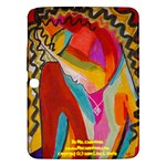 Ms. Cheevious Samsung Galaxy Tab 3 10.1  - Samsung Galaxy Tab 3 (10.1 ) P5200 Hardshell Case