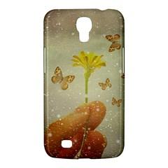 Butterflies Charmer Samsung Galaxy Mega 6 3  I9200 Hardshell Case by dflcprints