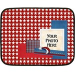 Celebrate America Blanket-sm - Fleece Blanket (Mini)