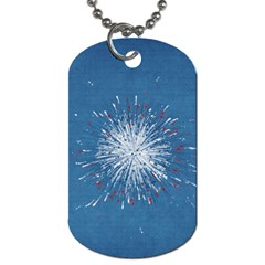 Celebrate America Dog Tag 4 By Lisa Minor   Dog Tag (two Sides)   0l3pn0exy9x8   Www Artscow Com Back