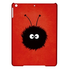 Red Cute Dazzled Bug Apple Ipad Air Hardshell Case by CreaturesStore