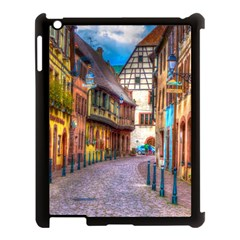 Alsace France Apple Ipad 3/4 Case (black) by StuffOrSomething