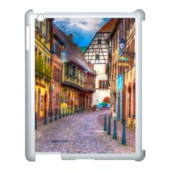 Alsace France Apple Ipad 3/4 Case (white) by StuffOrSomething