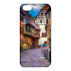 Alsace France Apple Iphone 5c Hardshell Case by StuffOrSomething