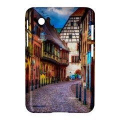 Alsace France Samsung Galaxy Tab 2 (7 ) P3100 Hardshell Case  by StuffOrSomething