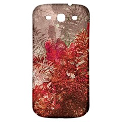 Decorative Flowers Collage Samsung Galaxy S3 S Iii Classic Hardshell Back Case by dflcprints