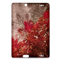 Decorative Flowers Collage Kindle Fire Hd 7  (2nd Gen) Hardshell Case by dflcprints