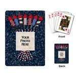 Celebrate America Playing Cards 4 - Playing Cards Single Design