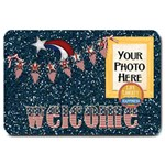Celebrate America Door Mat - Large Doormat