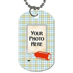 Lifeguard Dog Tag 2 side-1 - Dog Tag (Two Sides)