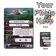 Resistance Lotr By Thebishop777   Multi Purpose Cards (rectangle)   Wf5k50gmgoun   Www Artscow Com Front 51