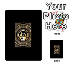 Resistance Lotr By Thebishop777   Multi Purpose Cards (rectangle)   Wf5k50gmgoun   Www Artscow Com Back 53