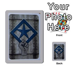 Resistance Lotr By Thebishop777   Multi Purpose Cards (rectangle)   Wf5k50gmgoun   Www Artscow Com Front 54
