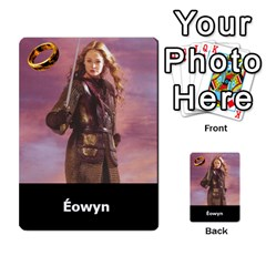 Resistance Lotr By Thebishop777   Multi Purpose Cards (rectangle)   Wf5k50gmgoun   Www Artscow Com Front 7