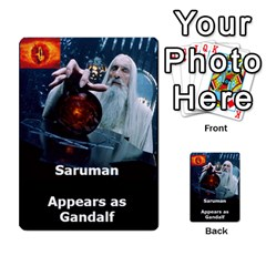 Resistance Lotr By Thebishop777   Multi Purpose Cards (rectangle)   Wf5k50gmgoun   Www Artscow Com Front 8