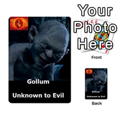 Resistance Lotr By Thebishop777   Multi Purpose Cards (rectangle)   Wf5k50gmgoun   Www Artscow Com Front 10
