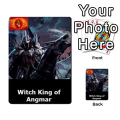 Resistance Lotr By Thebishop777   Multi Purpose Cards (rectangle)   Wf5k50gmgoun   Www Artscow Com Front 11