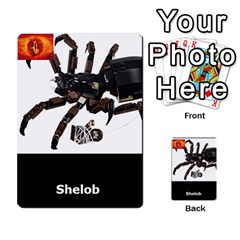 Resistance Lotr By Thebishop777   Multi Purpose Cards (rectangle)   Wf5k50gmgoun   Www Artscow Com Front 14