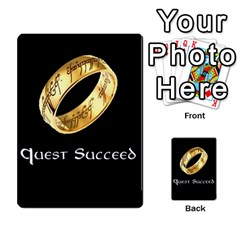 Resistance Lotr By Thebishop777   Multi Purpose Cards (rectangle)   Wf5k50gmgoun   Www Artscow Com Front 18