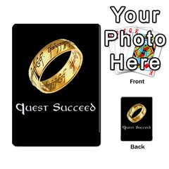 Resistance Lotr By Thebishop777   Multi Purpose Cards (rectangle)   Wf5k50gmgoun   Www Artscow Com Front 19