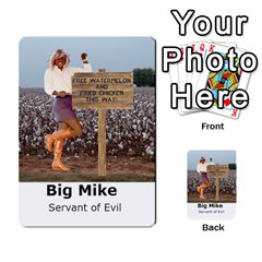 Resistance Lotr By Thebishop777   Multi Purpose Cards (rectangle)   Wf5k50gmgoun   Www Artscow Com Front 25