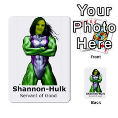 Resistance Lotr By Thebishop777   Multi Purpose Cards (rectangle)   Wf5k50gmgoun   Www Artscow Com Front 27