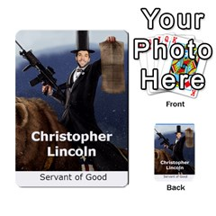 Resistance Lotr By Thebishop777   Multi Purpose Cards (rectangle)   Wf5k50gmgoun   Www Artscow Com Front 28