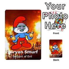 Resistance Lotr By Thebishop777   Multi Purpose Cards (rectangle)   Wf5k50gmgoun   Www Artscow Com Front 31