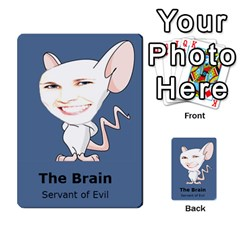Resistance Lotr By Thebishop777   Multi Purpose Cards (rectangle)   Wf5k50gmgoun   Www Artscow Com Front 33