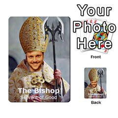 Resistance Lotr By Thebishop777   Multi Purpose Cards (rectangle)   Wf5k50gmgoun   Www Artscow Com Front 34