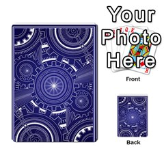 Resistance Lotr By Thebishop777   Multi Purpose Cards (rectangle)   Wf5k50gmgoun   Www Artscow Com Back 34