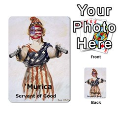 Resistance Lotr By Thebishop777   Multi Purpose Cards (rectangle)   Wf5k50gmgoun   Www Artscow Com Front 35