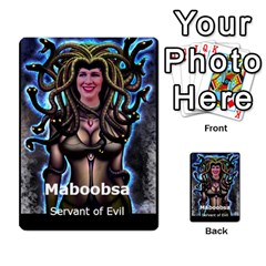 Resistance Lotr By Thebishop777   Multi Purpose Cards (rectangle)   Wf5k50gmgoun   Www Artscow Com Front 36