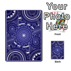 Resistance Lotr By Thebishop777   Multi Purpose Cards (rectangle)   Wf5k50gmgoun   Www Artscow Com Back 36
