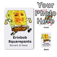 Resistance Lotr By Thebishop777   Multi Purpose Cards (rectangle)   Wf5k50gmgoun   Www Artscow Com Front 37