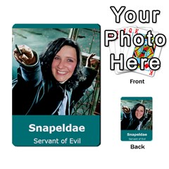 Resistance Lotr By Thebishop777   Multi Purpose Cards (rectangle)   Wf5k50gmgoun   Www Artscow Com Front 38
