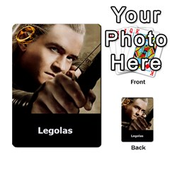 Resistance Lotr By Thebishop777   Multi Purpose Cards (rectangle)   Wf5k50gmgoun   Www Artscow Com Front 5