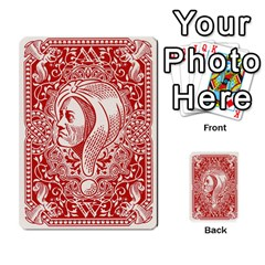 Resistance Lotr By Thebishop777   Multi Purpose Cards (rectangle)   Wf5k50gmgoun   Www Artscow Com Back 41