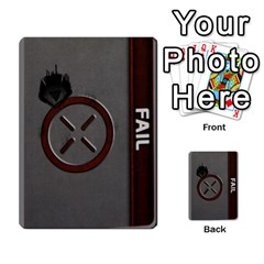 Resistance Lotr By Thebishop777   Multi Purpose Cards (rectangle)   Wf5k50gmgoun   Www Artscow Com Front 48