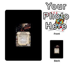 Resistance Lotr By Thebishop777   Multi Purpose Cards (rectangle)   Wf5k50gmgoun   Www Artscow Com Front 50