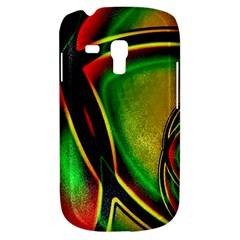 Multicolored Modern Abstract Design Samsung Galaxy S3 Mini I8190 Hardshell Case by dflcprints