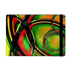 Multicolored Modern Abstract Design Apple Ipad Mini 2 Flip Case by dflcprints