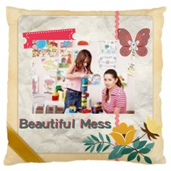 Kids By Kids   Large Cushion Case (two Sides)   Duumf4p6z8ro   Www Artscow Com Front