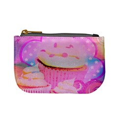 Cupcakes Covered In Sparkly Sugar Coin Change Purse by StuffOrSomething