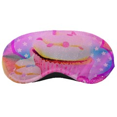 Cupcakes Covered In Sparkly Sugar Sleeping Mask by StuffOrSomething