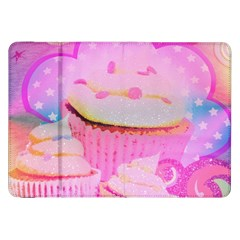 Cupcakes Covered In Sparkly Sugar Samsung Galaxy Tab 8 9  P7300 Flip Case by StuffOrSomething