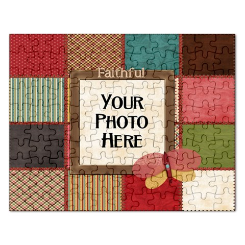 Thoughts Of Frienship Puzzle 1 By Lisa Minor   Jigsaw Puzzle (rectangular)   Hzj627opp2dg   Www Artscow Com Front