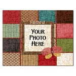 Thoughts of Frienship Puzzle 1 - Jigsaw Puzzle (Rectangular)