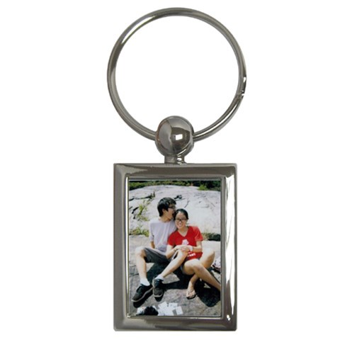 Keychain By Edward Feng   Key Chain (rectangle)   0buc7765l5l9   Www Artscow Com Front