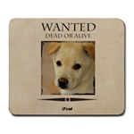 wanted - Collage Mousepad